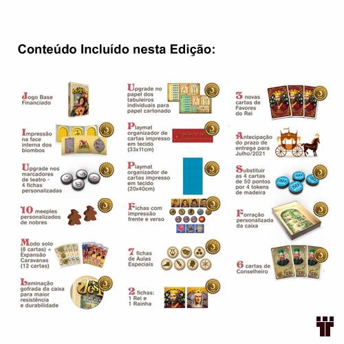 Jester + Extras Financiamento Coletivo  - Tschüss