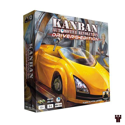 Kanban: Driver