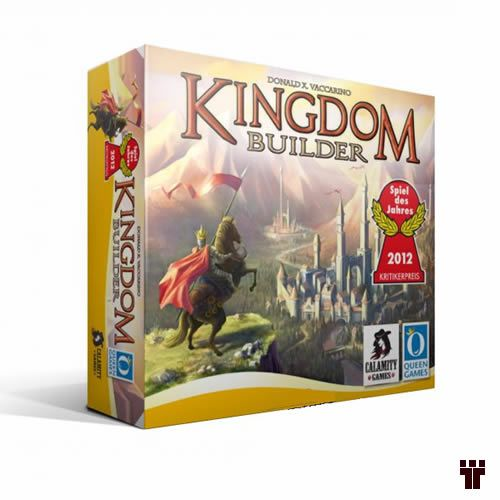 Kingdom Builder  - Tschüss