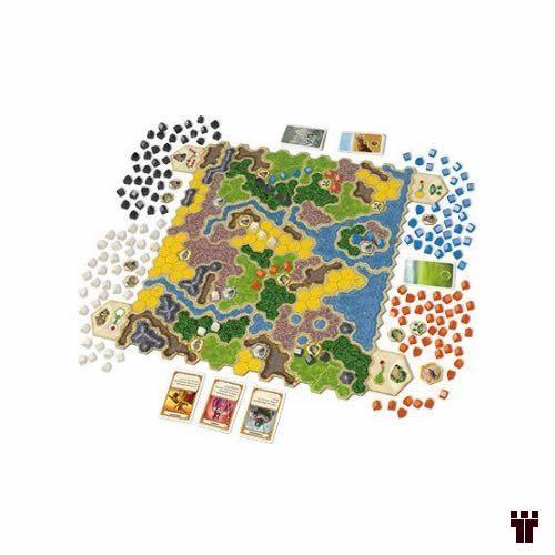 Kingdom Builder Big Box  - Tschüss