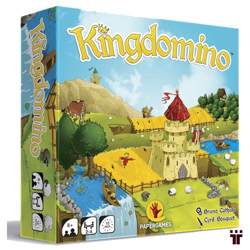 Kingdomino  - Tschüss