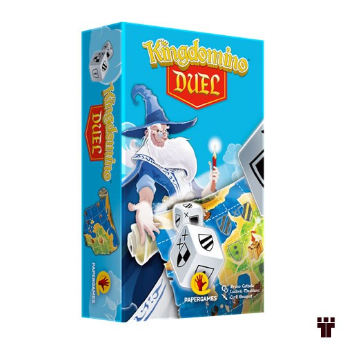 Kingdomino: Duel  - Tschüss