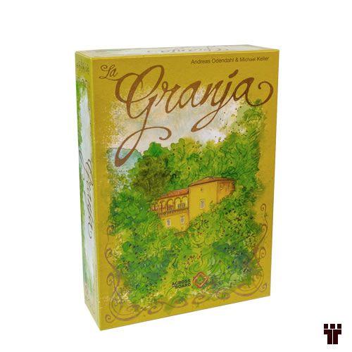 La Granja  - Tschüss