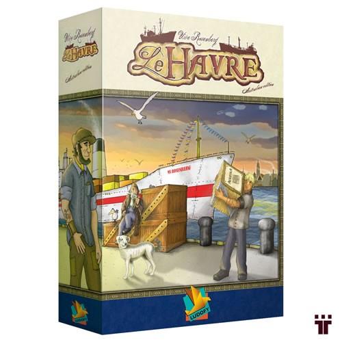 Le Havre  - Tschüss
