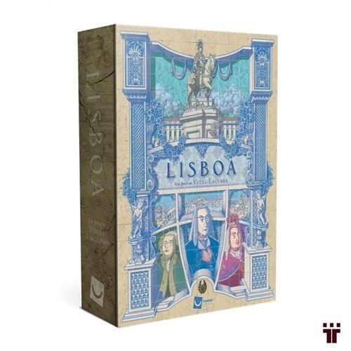 Lisboa Deluxe Edition  - Tschüss