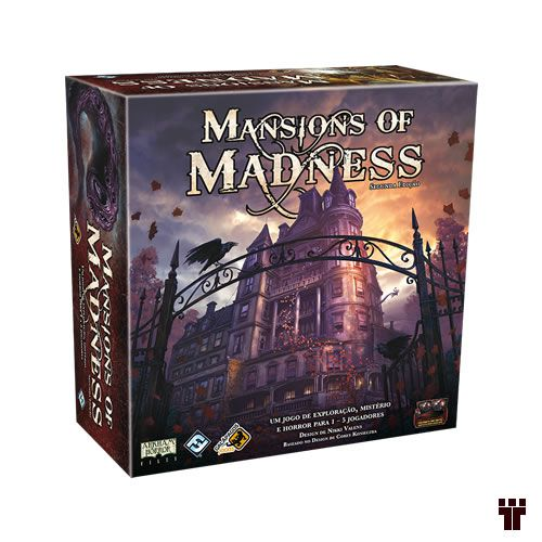 Mansions of Madness  - Tschüss