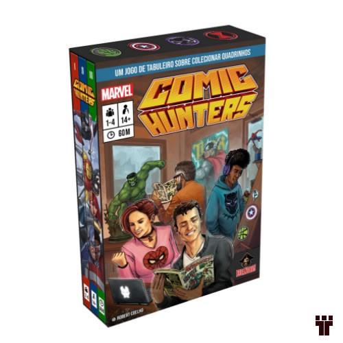 Marvel Comic Hunters  - Tschüss