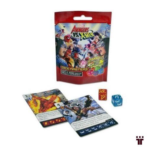 Marvel Dice Masters: Avengers Vs. X-Men - Booster  - Tschüss