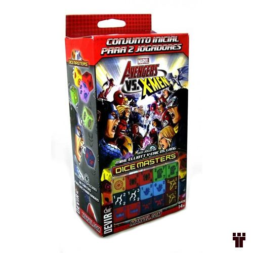 Marvel Dice Masters Avengers Vs. X-Men - Tschüss