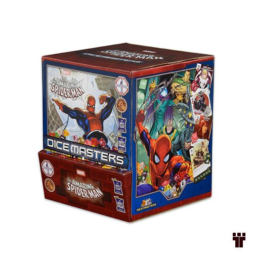Marvel Dice Masters: The Amazing Spider-Man - Booster  - Tschüss