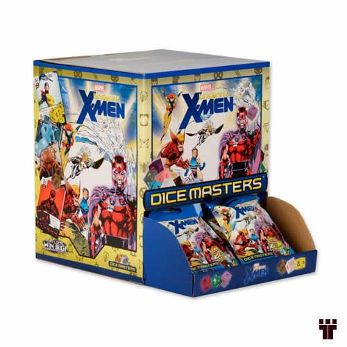 Marvel Dice Masters Uncanny X-Men - Booster  - Tschüss
