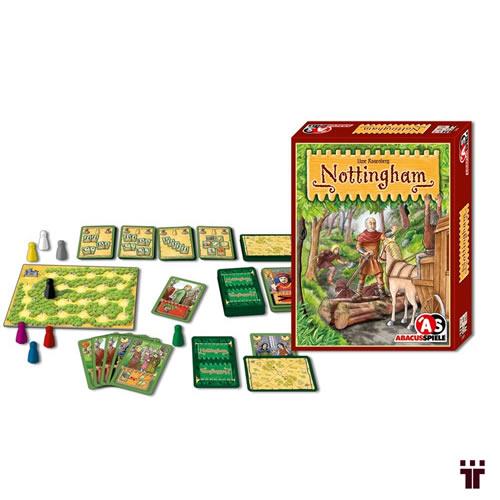 Nottingham  - Tschüss