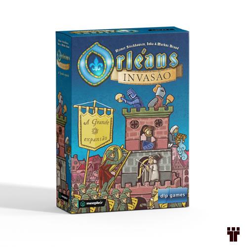 Orléans: Invasão  - Tschüss