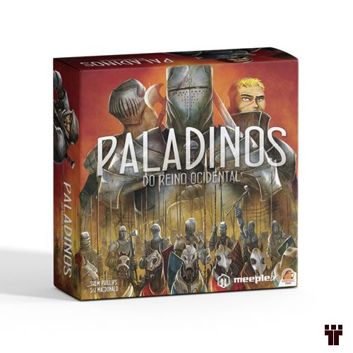 Paladinos do Reino Ocidental  - Tschüss