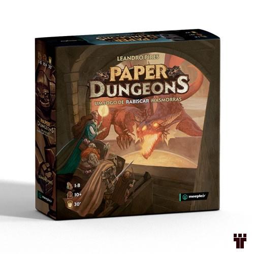 Paper Dungeons  - Tschüss