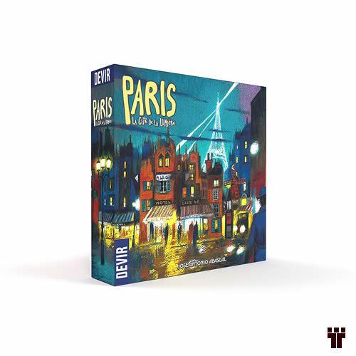 Paris: La Cité de Lumière  - Tschüss