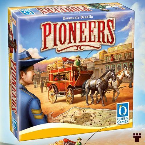 Pioneers  - Tschüss