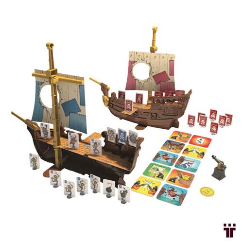 Pirates Stratego  - Tschüss