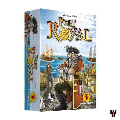 Port Royal  - Tschüss