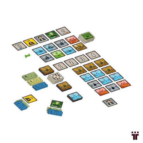 Power Grid: The Card Game  - Tschüss