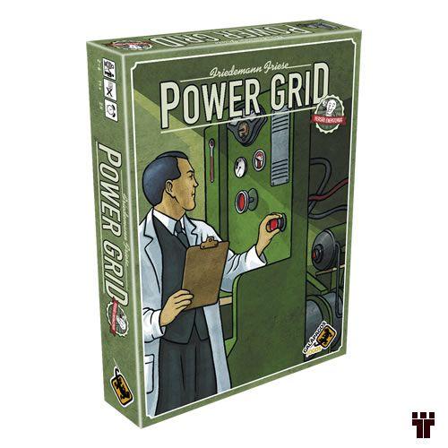 Power Grid Versão Energizada  - Tschüss