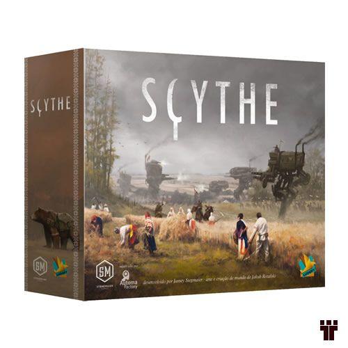 Scythe  - Tschüss