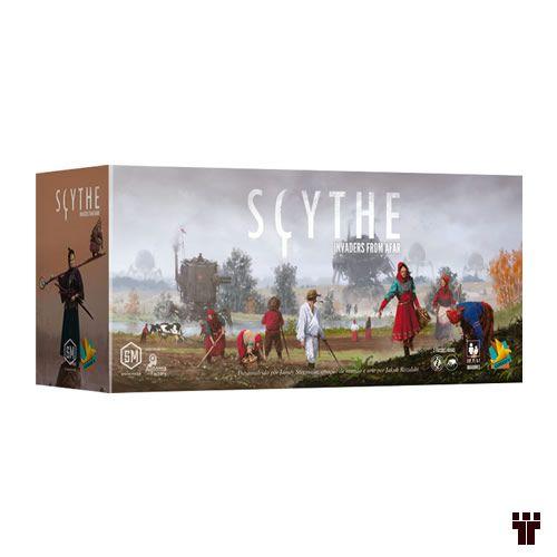 Scythe: Invaders From Afair  - Tschüss
