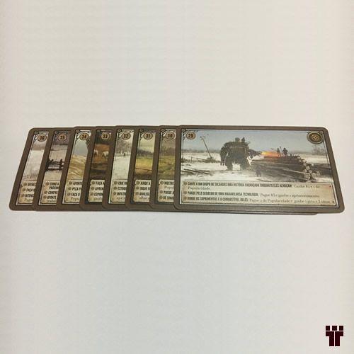 Scythe: Promo Pack  - Tschüss