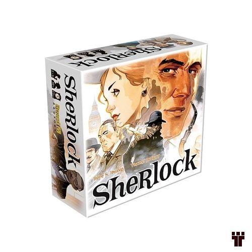 Sherlock  - Tschüss