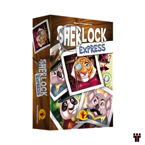 Sherlock Express  - Tschüss