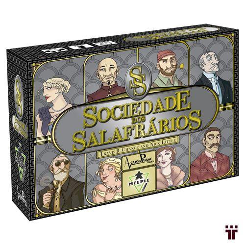 Sociedade dos Salafrários  - Tschüss