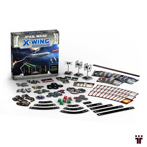 Star Wars X-Wing - O Despertar da Força  - Tschüss