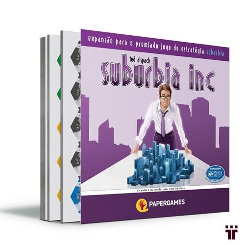 Suburbia Inc.  - Tschüss