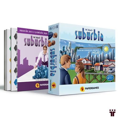 Suburbia + Suburbia Inc. + Promo - Combo  - Tschüss