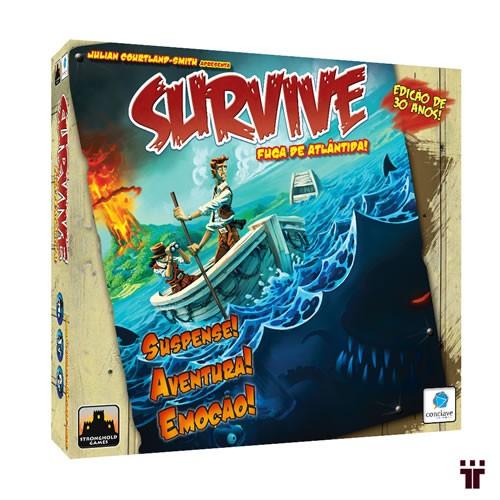 Survive: Fuga de Atlântida  - Tschüss