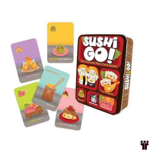 Sushi Go!  - Tschüss