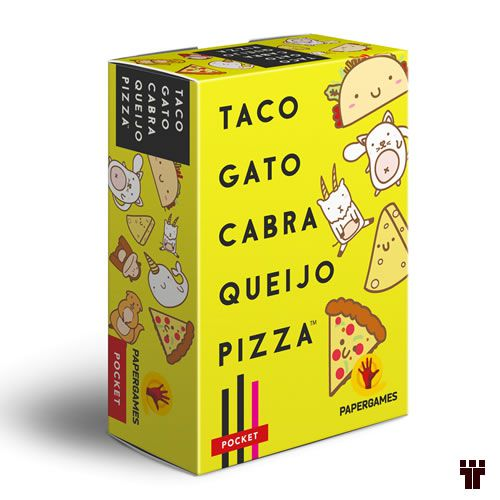 Taco Gato Cabra Queijo Pizza  - Tschüss
