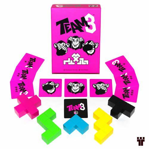 Team3 Pink  - Tschüss