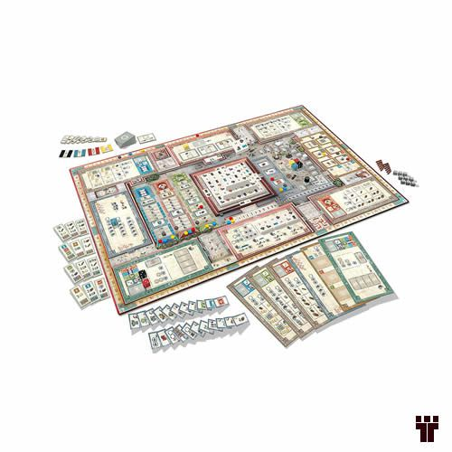 Teotihuacan: City of Gods + Insert  - Tschüss