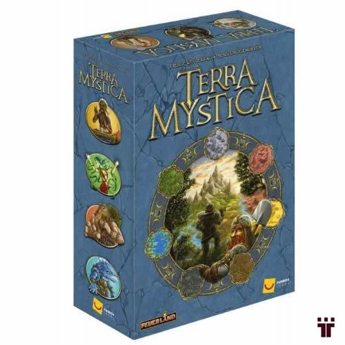 Terra Mystica  - Tschüss
