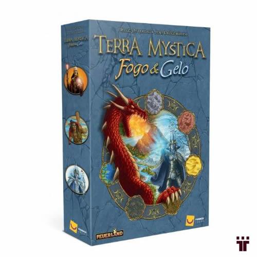 Terra Mystica: Fogo & Gelo  - Tschüss