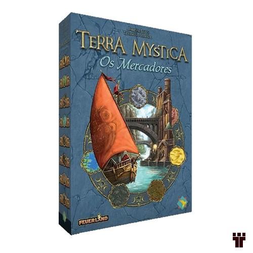 Terra Mystica: Os Mercadores  - Tschüss