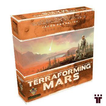 Terraforming Mars  - Tschüss
