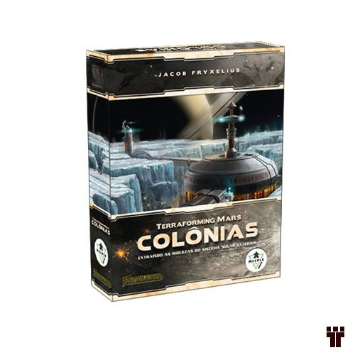 Terraforming Mars: Colônias  - Tschüss