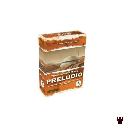 Terraforming Mars: Prelúdio  - Tschüss