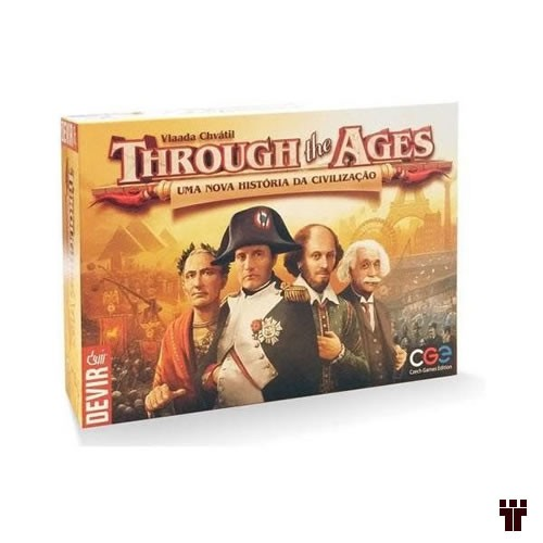 Through The Ages - A New History of Civilization  - Tschüss