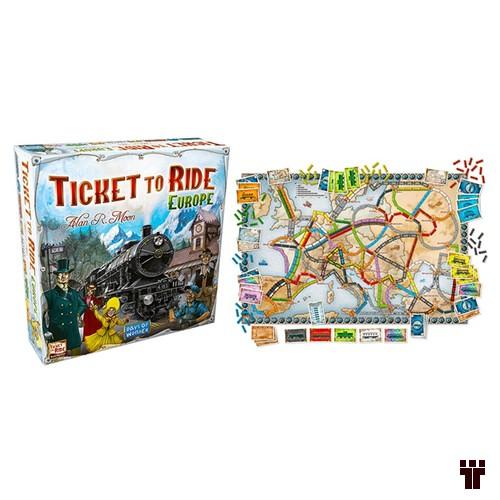 Ticket to Ride Europa  - Tschüss