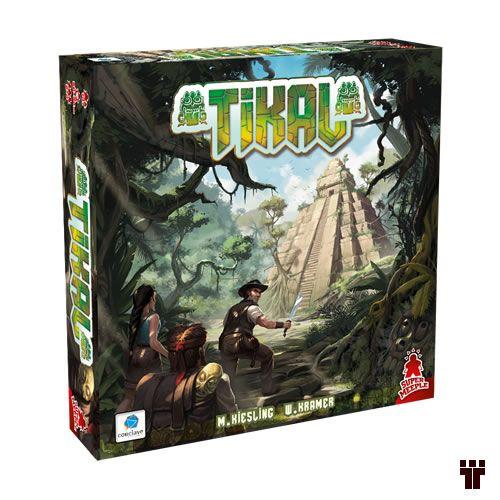 Tikal  - Tschüss