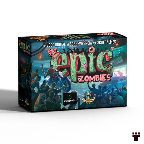 Tiny Epic Zombies  - Tschüss