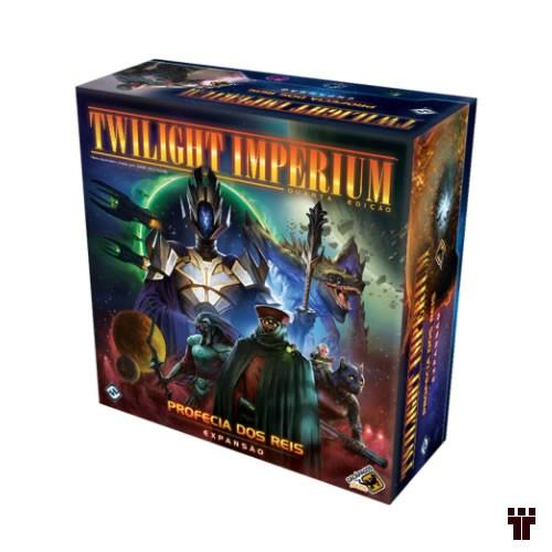Twilight Imperium 4ª Edição - Profecia dos Reis  - Tschüss